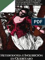 Heterodoxia e Inquisicion en Queretaro