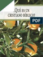 ¿Qué es un cristiano bíblico.pdf