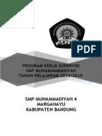 PROGRAM KERJA Supervisi Akademik 2018.doc