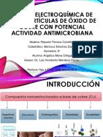Protocolo presentación