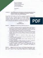 Fao on Licensing & Registration 198-1
