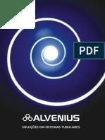 Folder Alvenius 2008