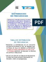 Distribucion de Frecuencias y Graficos