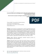 Dialnet-LaSensorialidadComoEstrategiaParaLaEducacionPatrim-5715293