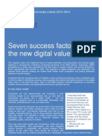 Outlook 2010 Success Factors in New Value Chain