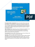 Uc Presentation Skills
