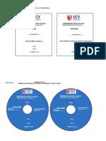 Etiquetas CD Vb