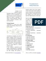 Transformers-Study-Material.pdf