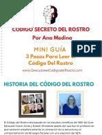 Codigo Secreto Del Rostro
