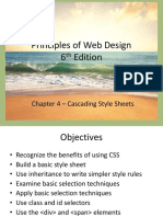 Introduction and Overview of CSS3
