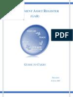 Asset Register GAR Guide to Users.pdf