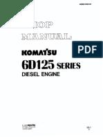 Komatsu 6D125 Diesel Engine Service Repair Manual.pdf