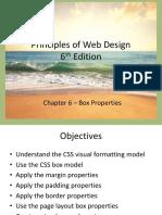CSS3 Visual Formatting and Box Model