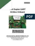 FPGA Interface to RS232C