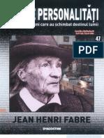047 - Jean Henri Fabre