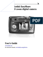 Kodak EasyShare DX4530 Digital Camera Users Guide