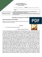 Formacion Valorica - Guia 1 - 6 Basico