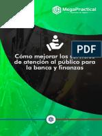 eBook Cómo Mejorar Los Servicios de Atención Al Público Para La Banca y Finanzas