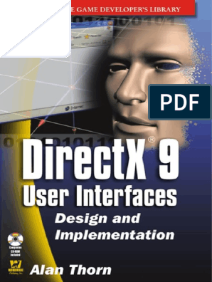 Directx 9 User Interfaces Design And Implementation Pdf Button Computing Texture Mapping