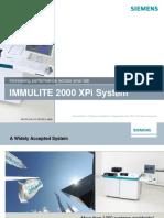 Immulite 2000 Xpi System
