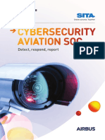 Cybersecurity aviation
