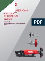 HILTI Direct Fastening Technical Guide_Ed 18