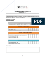 Evaluación UDP