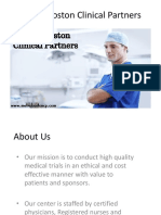 Metro Boston Clinical Partners