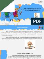 School Children Students Little Boy and Girl Kids PowerPoint Templates Widescreen