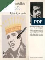 Parménides García Saldaña-El Rey Criollo-Joaquín Mortiz (1997)