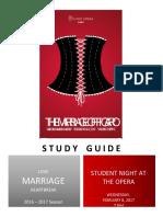 Figaro Study Guide