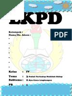 contoh LKPD TEMATIK kelas IV Tema 3 Subtema 3 PB 1