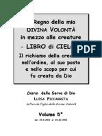 Volume 05 A5 Per Stampa Opuscolo Da Internet
