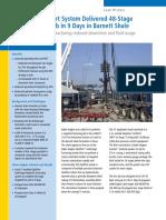 OptiPort System Delivered 48-Stage Frac Job in 9 Days in Barnett Shale.pdf