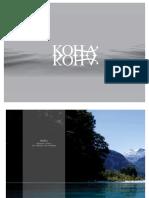 Koha Strategy Brochure - English Version