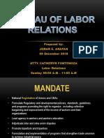 BLR Labor Organization