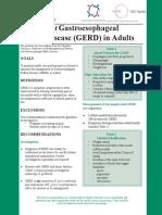 Gerd Guideline