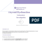 Thyroid Brochure