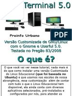 Instalacao Liverdade Linuxl_5.0