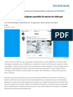 Twitter Vuelve a Los Orígenes_ Permite de Nuevo Ver Tuits Por Orden Cronológico _ Tecnología _ EL PAÍS