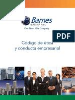 CODIGO DE ETICA  EMPRESA BARNES