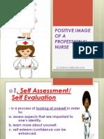 Positive Image of a Professional Nurse..Edited