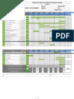23. Formato Cronograma de Capacitaciones y Entrenamiento