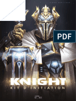 Knight Kit d'Initiation v 1.5