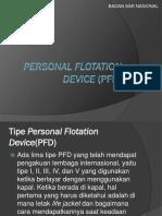 03. Personal Flotation Device (Pfd)