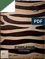 Cineclub n 5 - Revista de cine de Uruguay