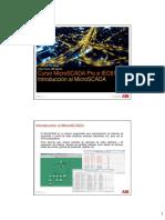 03 - Introducción Al MicroSCADA