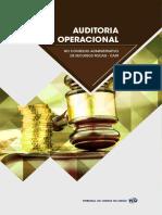 Publicação Auditoria Operacional No Carf Web