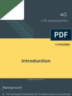 4G LTE-A Pro