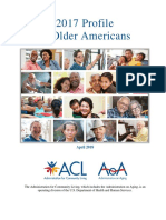 2017 Older Americans Profile